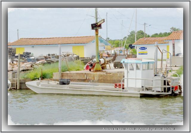 Gironde, Andernos les bains