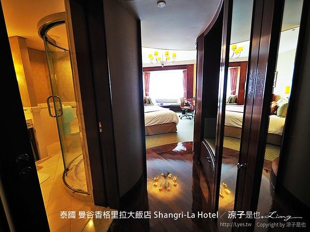 泰國 曼谷香格里拉大飯店 Shangri-La Hotel 21