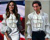 The puffy shirt... Who wore it better?