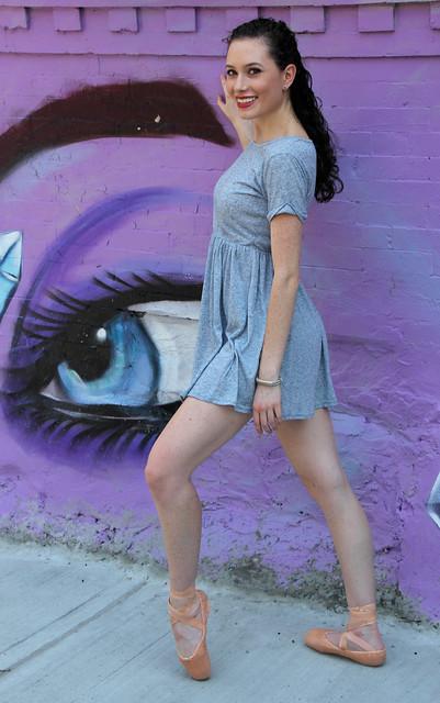 ballerina  in bushwick