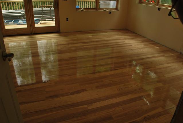 Ash floor