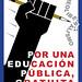 Resistimos solidarity banner