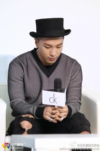 Taeyang_CKOne_Beijing-20140915(7)