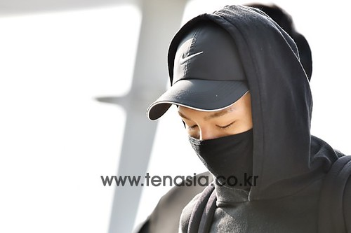 Big Bang - Incheon Airport - 07aug2015 - tenasia - 12