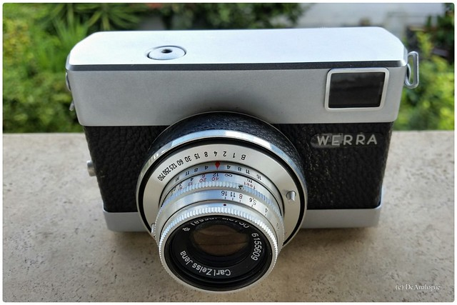 Werra I - Tessar 50mm f/2,8