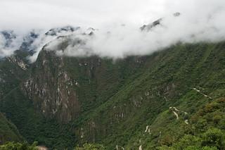 Machu Picchu - Blick in die Umliegenden Berge | Roland Krinner