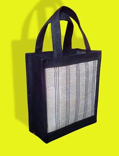 Stylish Jute Lunch / Shopping / office Bag
