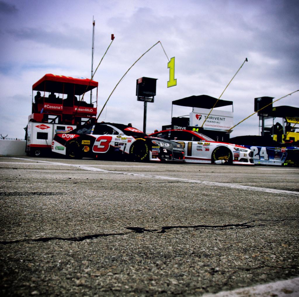NASCAR Numerology