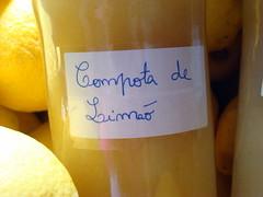 Compota Limão