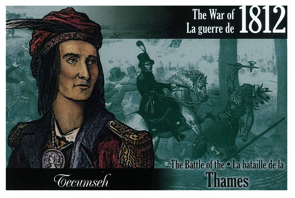 War of 1812 - Tecumseh 2