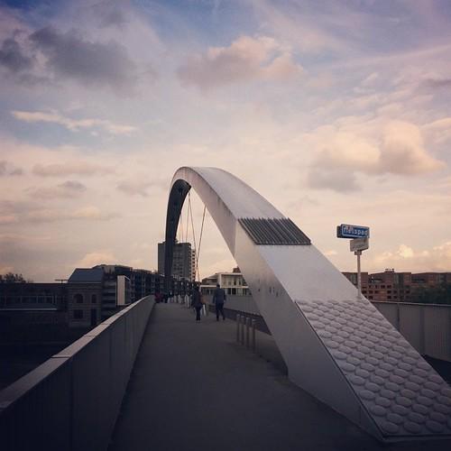 Eentje voor de collectie. #bruggenliefde #maastricht #latergram
