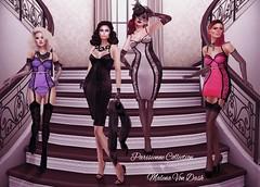 ...Parisienne Collection By MVD...