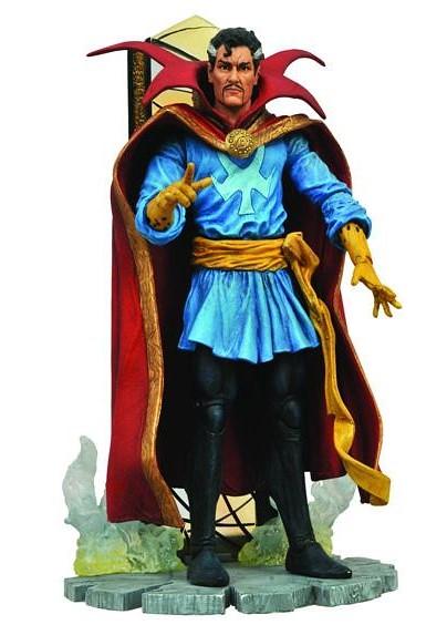 Marvel Select【奇異博士】Doctor Strange 你到底是魔法師?還是超級英雄啊?!