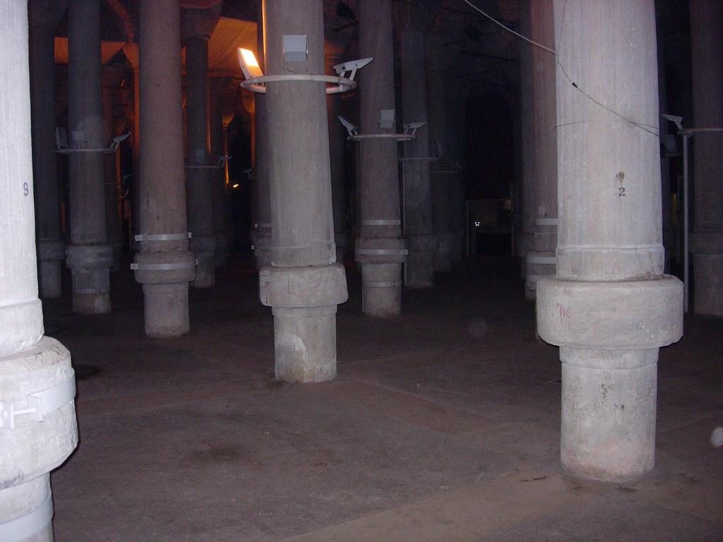 La otra cisterna de Estambul