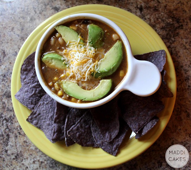 Chicken Tortilla Soup 10