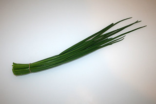 04 - Zutat Schnittlauch / Ingredient chives