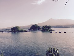Las Isletas, lake Nicaragua with Greenpathways.com