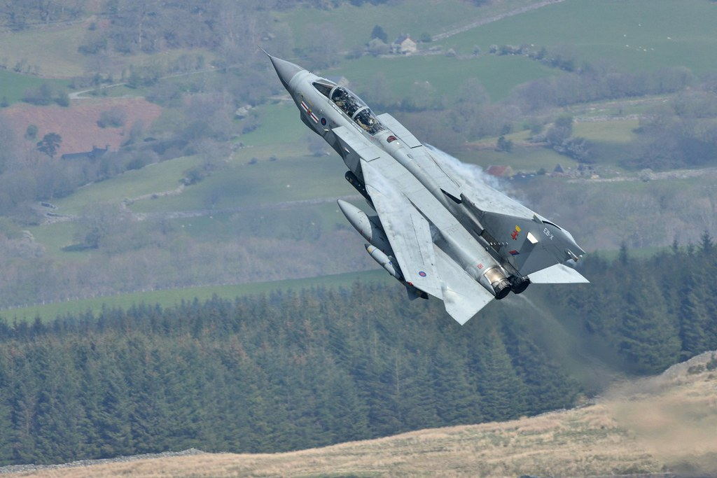 Tornado.The Bwlch.Mach Loop.Wales