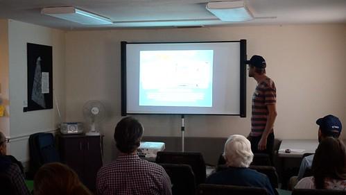 Clean water workshop day 1 (Ryan 2) april 17 photo dalton