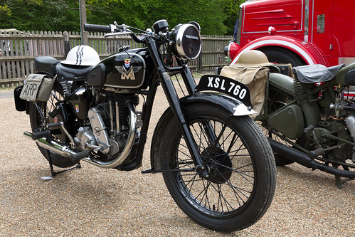ARP Matchless Motorcycle