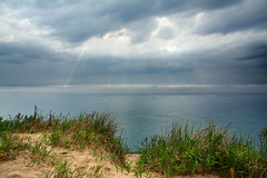 Moody Lake Michigan