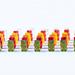 Gummy Bears Army #1 by TGSnapshot