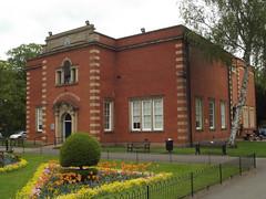 Nuneaton Museum & Art Gallery - Riversley Park - Nuneaton