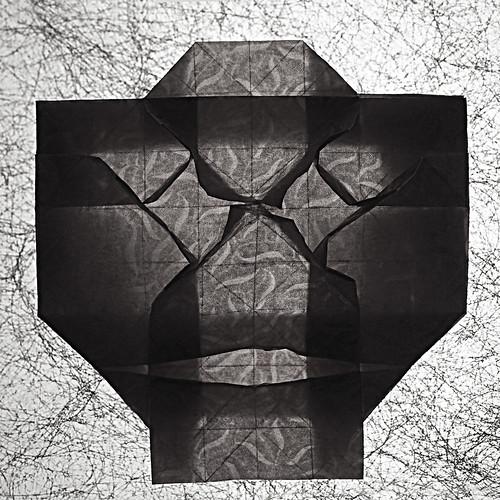 Origami Darth Vader  (Marjan Smeijsters)