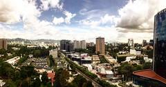 Hermosa mi ciudad...! #Guatemala #Paralelo17N