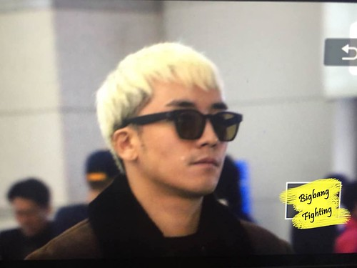 Big Bang - Incheon Airport - 27nov2015 - BigbangFighting - 10