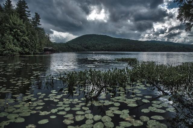 Middle Saranac Lake Again