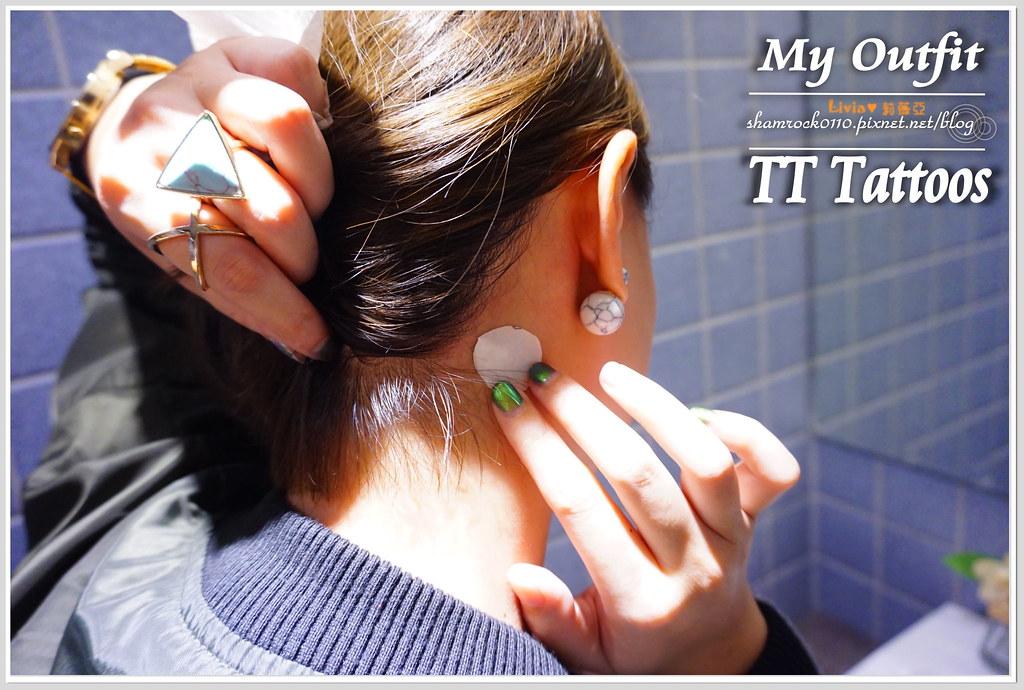 TT Tattoos金屬紋身貼 - 10