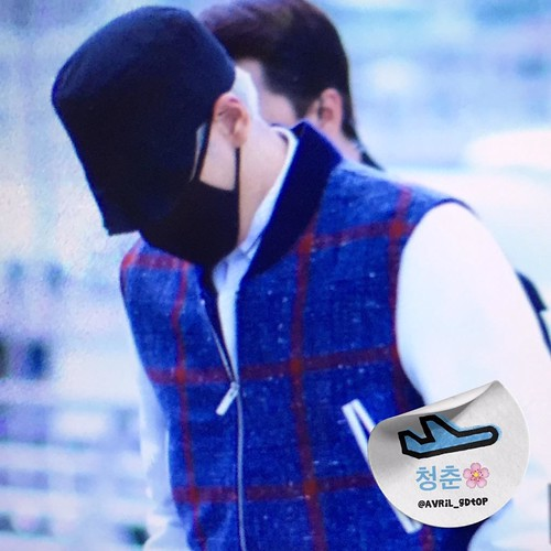 Big Bang - Incheon Airport - 25aug2015 - avril_gdtop - 06