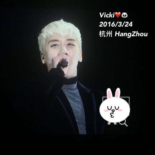 Big Bang - Made V.I.P Tour - Hangzhou - 24mar2016 - vickibblee - 06