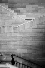 National Museum of Art Stairway