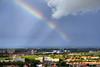 rainbow by edwin van buuringen