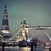 London Tower Bridge & The Shard by Arch_Sam