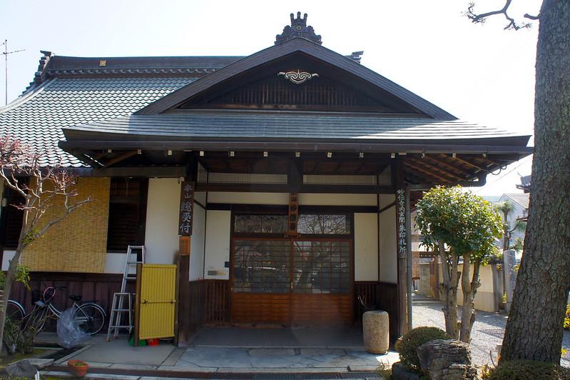 総受付・朱印札所/妙傳寺(Myoden-ji Temple / Kyoto City) 2015/03/17 04810