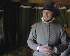 Governor John Carver - Plimoth Plantation Player