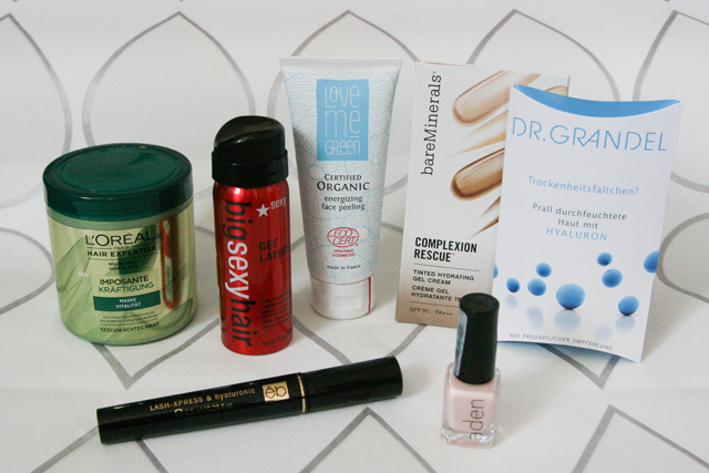 Gala Beauty Box April