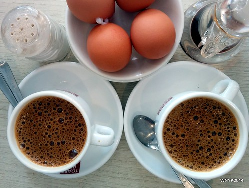 Toastbox: Coffee & Eggs