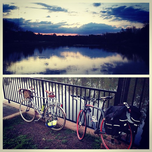 Springfield Sunrise Coffee & Bicycle Club - Nathanael Greene Park