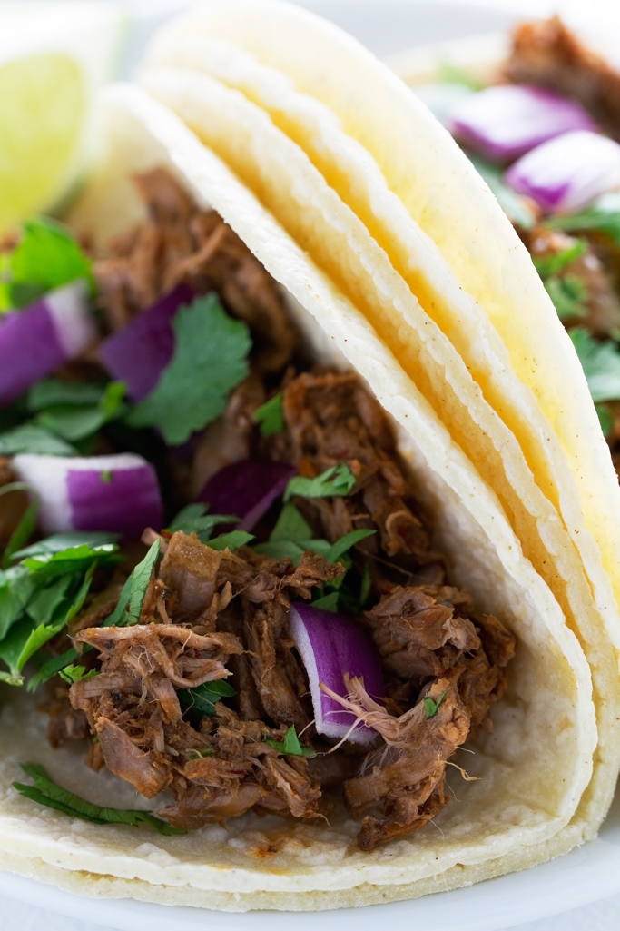 Barbacoa Beef {Slow Cooker} Recipe | Little Spice Jar