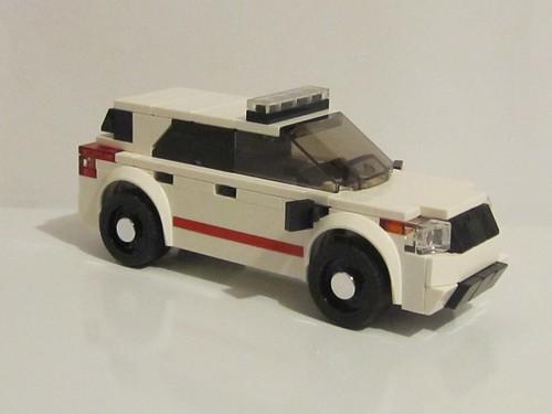 Police Chief SUV