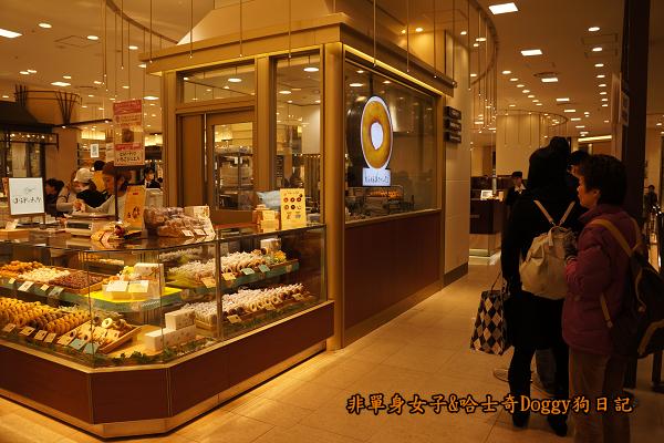 日本大阪美食堂島捲PABLO半熟起司蛋糕05