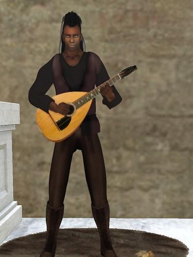 Gassire, the Musician