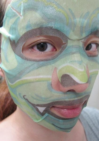 SASA SNP 動物面膜系列 10,莎莎SASA,韓國,SNP,動物面膜系列,mask,老虎抗皺緊緻面膜 ,海獺保濕水漾面膜,熊貓美白亮肌面膜,神龍敏感舒緩面膜, 美容保養,