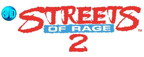 SEGA 3D Classics - 3D Streets of Rage 2