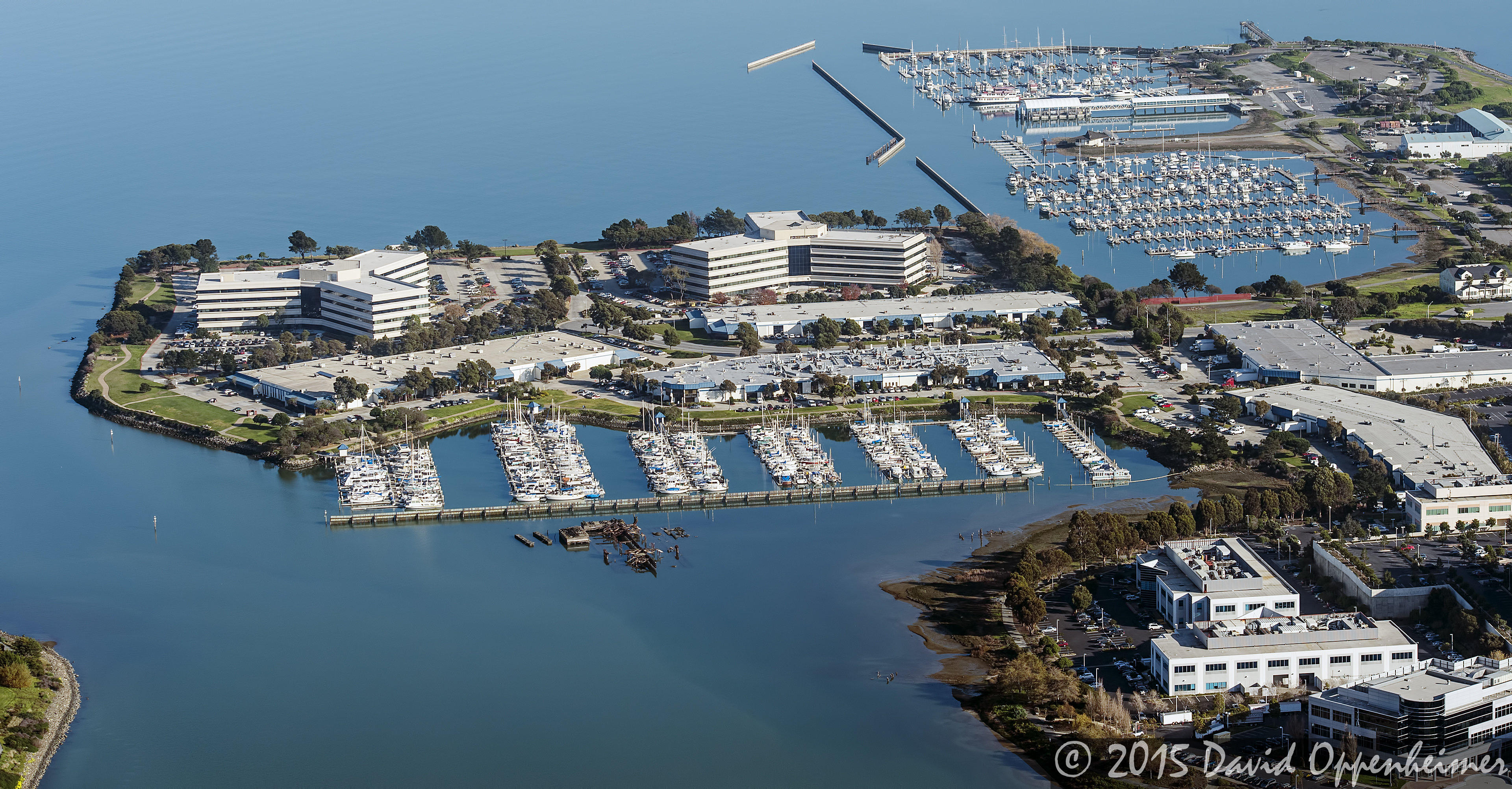 Oyster Point Oyster Point Marina an...