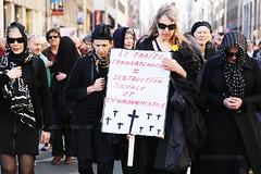 Anti-TTIP demonstration in Brussels